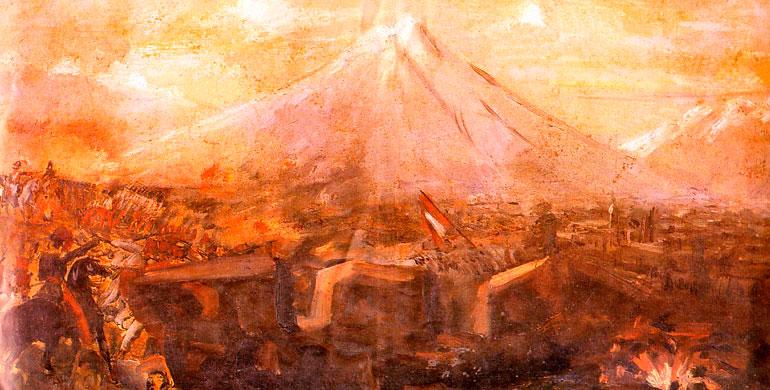 Guerra civil peruana de 1867