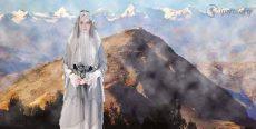 El cerro de la novia Huacho – Lima