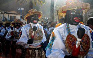 Danza Qhapaq Negro Paucartambo