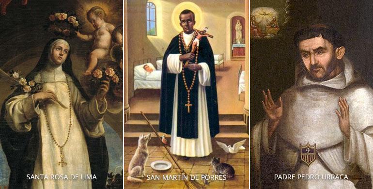 Origen de la vida religiosa en el Perú