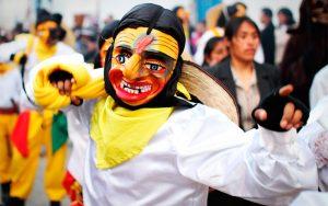 Danza Chucchu Paucartambo