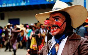 Danza Majeño Paucartambo