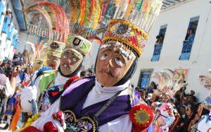 Danza Qhapaq Chuncho Paucartambo