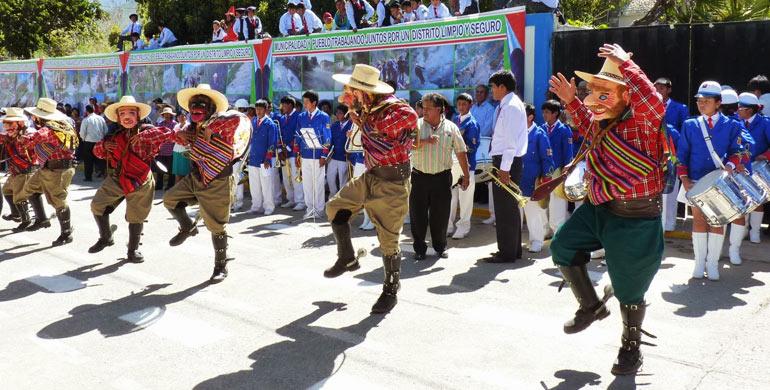Danza los Arrieros de Matalaque