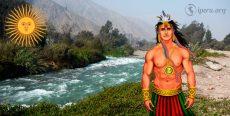Leyenda del río Hablador