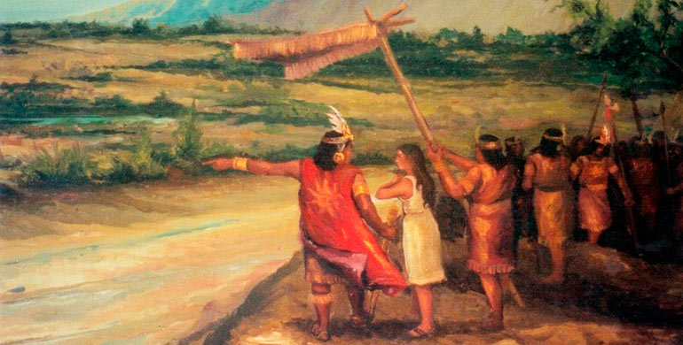 Leyenda La Achirana del Inca