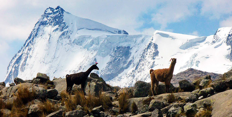 Apu Pariacaca nueva alternativa turística de la Reserva Nor Yauyos Cochas