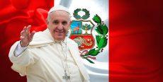 Papa Francisco llega a Perú en enero del 2018