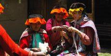 Tierra de los Yachaqs turismo rural comunitario en Cusco