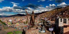 Monumento al Inca Pachacútec