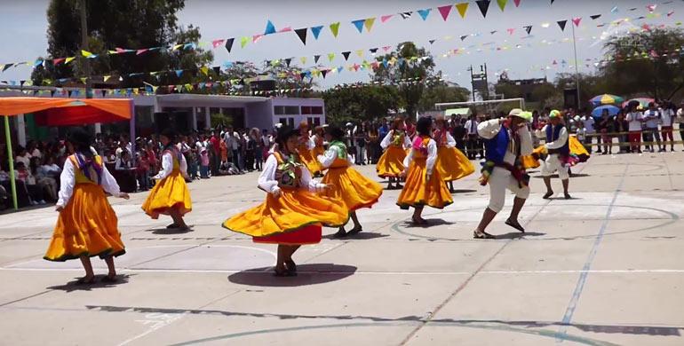 Danza Choque Jitiris