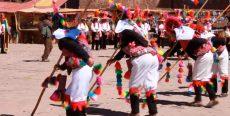 Danza Negritos de Taquile