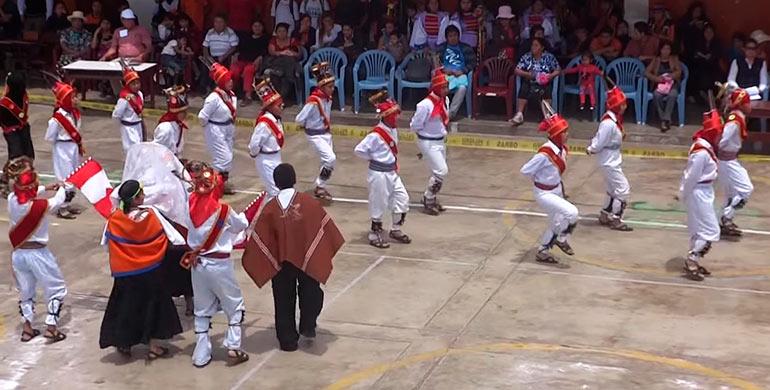 Chunchos de Cajamarca