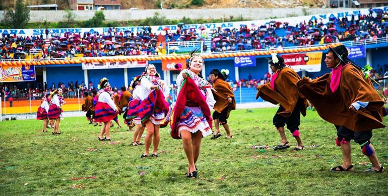 Danza Lazo Tinkay
