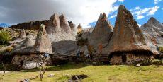 Bosques de piedra de Pampachiri