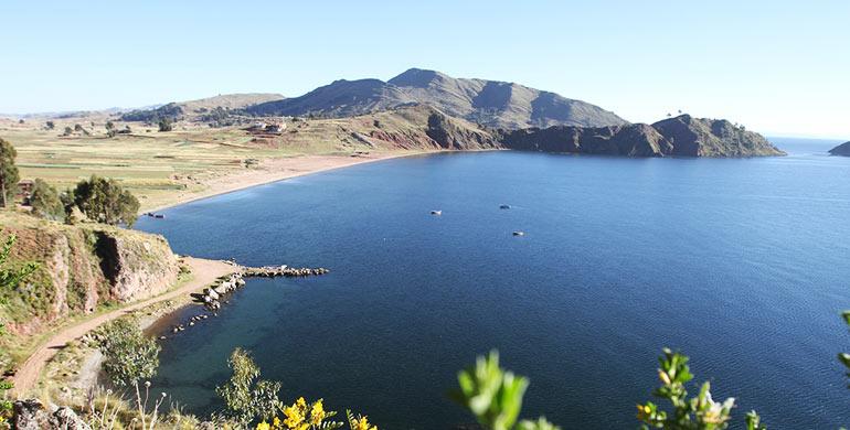 Península de Capachica en Puno