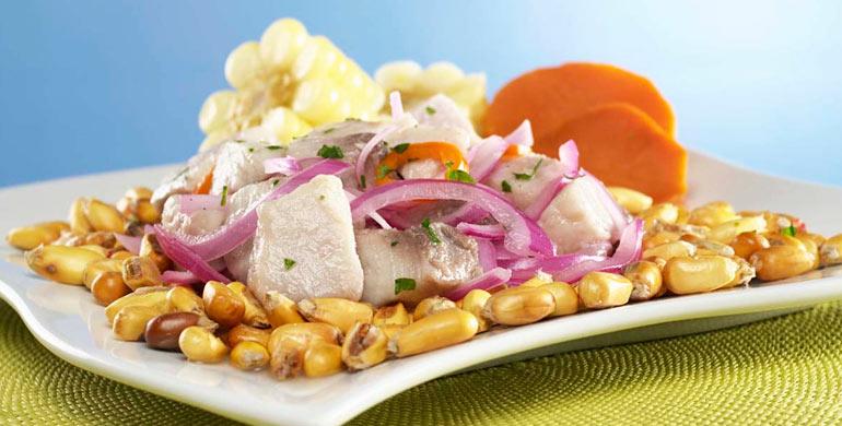 Cebiche (Ceviche)