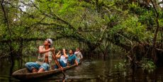 Comunidad de Tingana paraíso ecológico para el turismo