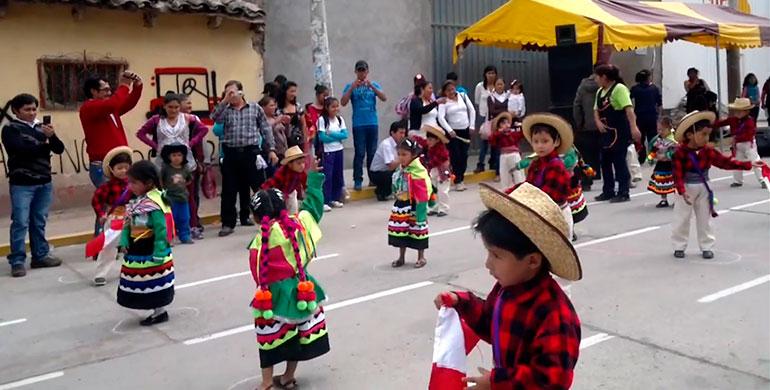 Danza Alférez de Cangallo
