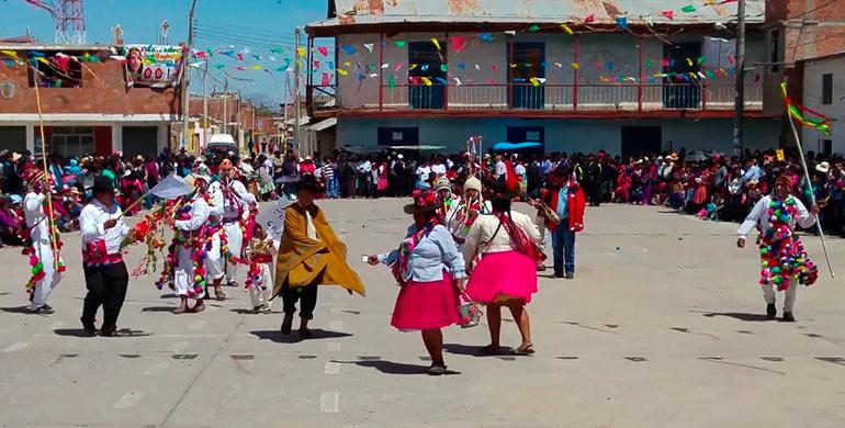 Danza Anata de Cairani