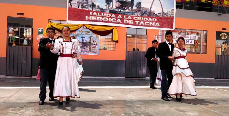 Danza Polka Tacneña