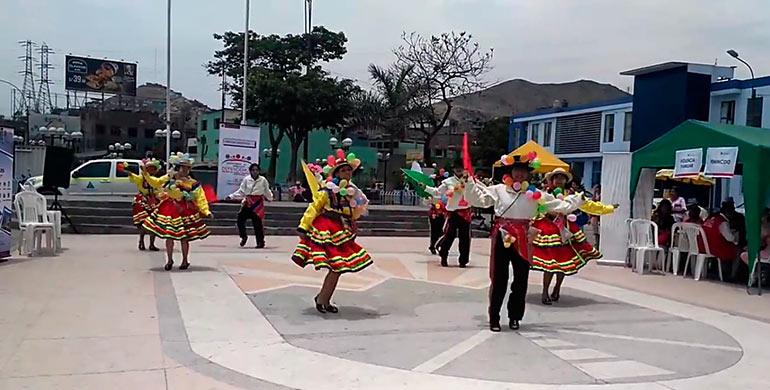 Danza Wifalas de Ispacas