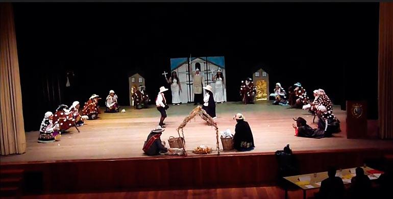 Danza Pastorcitos de Sihuas
