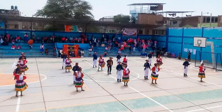 Danza Milicia de Patasucro