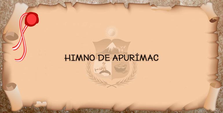 Himno de Apurímac