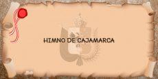 Himno de Cajamarca