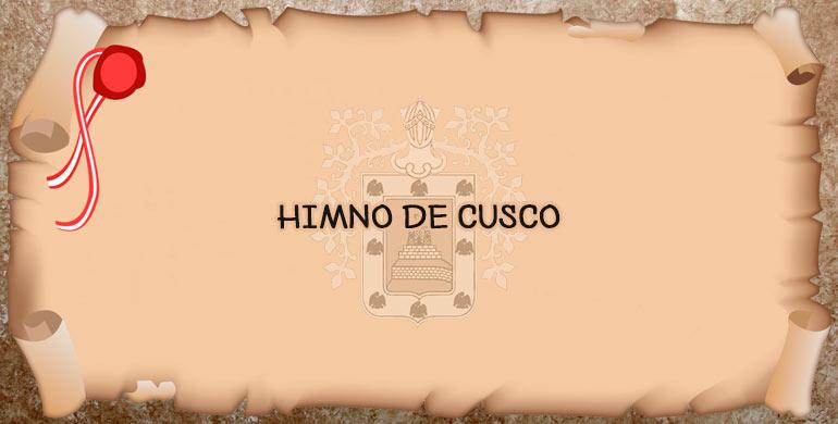 Himno de Cusco