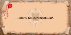 Himno de Huancavelica