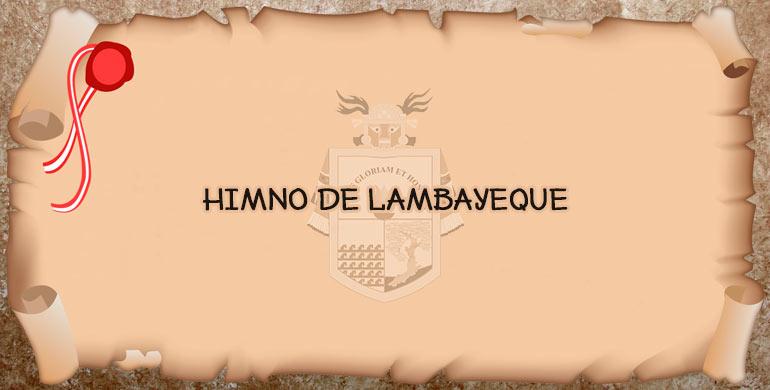 Himno de Lambayeque