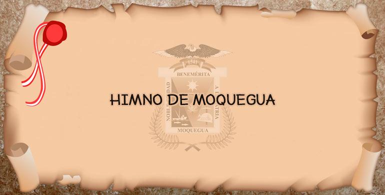 Himno de Moquegua