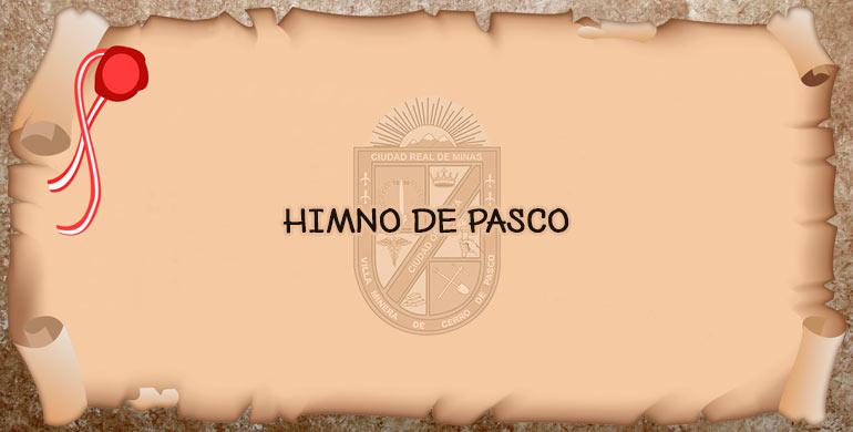 Himno de Pasco