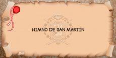 Himno de San Martín