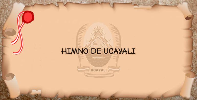 Himno de Ucayali