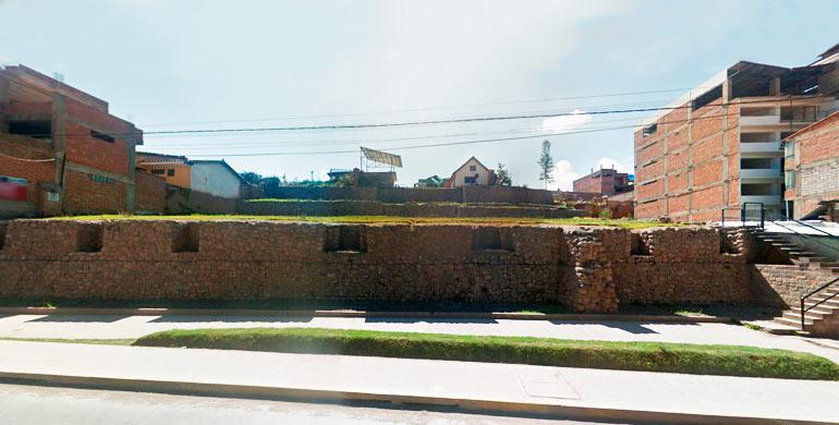 Sitio Arqueológico Qolqapampa