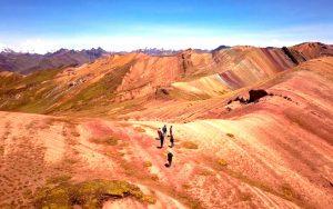 Cordillera Arcoíris Palcoyo