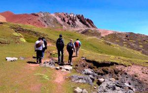 Palcoyo: bosque de piedras