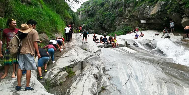 Las Cataratas de Songos (Aventura Natural)
