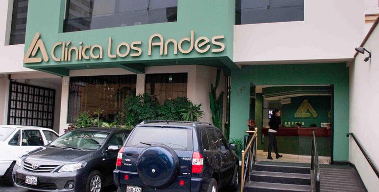 Clínica Los Andes