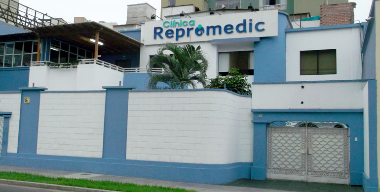 Clínica Repromedic