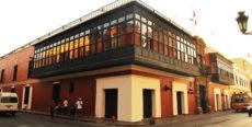 La Casa de Pilatos (casona de arquitectura colonial)
