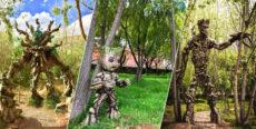 """Parque Ecológico """"Los Humedales de Huasao"""""""