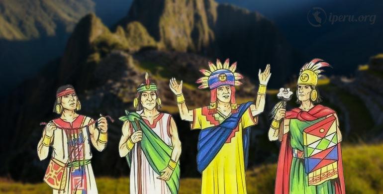 Organización social del Imperio Inca