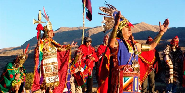La religión del Imperio Inca