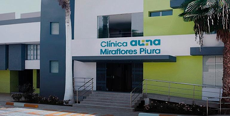 Clínica Auna Miraflores - Piura