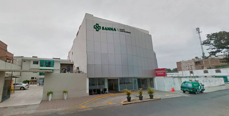Clínica Sánchez Ferrer - Red Sanna