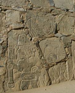 Figuras Complejo Arqueológico de Sechín